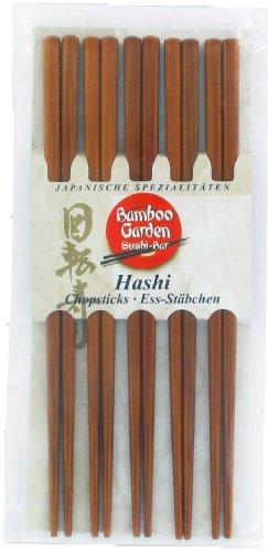 Bamboo Garden Hashi - Ess-Stäbchen, 2er Pack (2 x 10stk) - 1