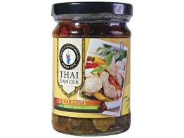 Chili Paste mit Thaibasilikum 200g - 1