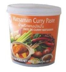 Cock Brand - Matsaman Currypaste - 400g - 1