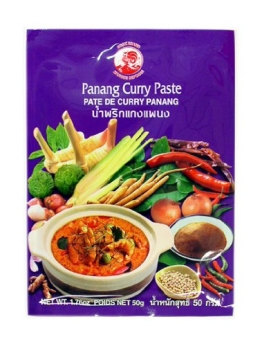 Cock Currypaste, Panang, 6er Pack (6 x 50 g Packung) - 1