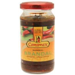 Conimex Sambal Brandal, scharfe Chili Paste, 200g - 1
