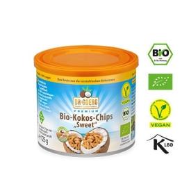 Dr. Goerg Premium-Bio-Kokoschips - 125 g - 1