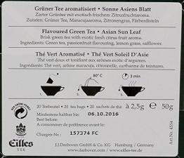 Eilles Tea Diamonds Sonne Asiens - 1