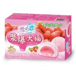 Erdbeer Mochi 180g [Misc.] - 1