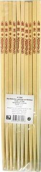ESS-STÄBCHEN Bambus 10 PAAR - Asia-Shop-Chopsticks - 1