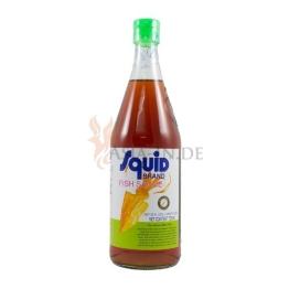 Fisch-Sauce, dunkel, Squid Brand, 725 ml - 1