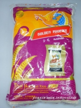 Golden Phoenix Duftreis 4,5 kg Jasminreis - 1