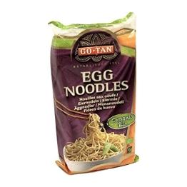 GoTan Organic Egg Noodles 250g Packung (Bio Eiernudeln) - 1