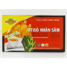 Hung Phat Artischocke-Ginseng Tee - 25 Teebeutel - 50g Vietnam - 1
