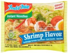 Indomie Instantnudeln, Shrimps, 40er Pack (40 x 70 g) - 1