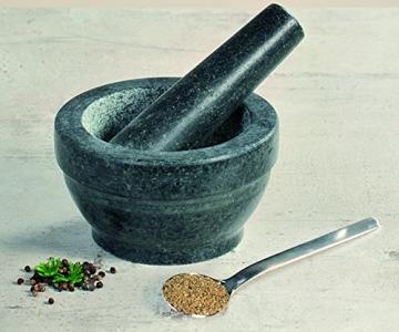 Kesper 7150113 Mörser mit Schlegel, Granit - 3