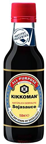 KIKKOMAN Soja-Sauce, 1er Pack (1 x 150 ml) - 1