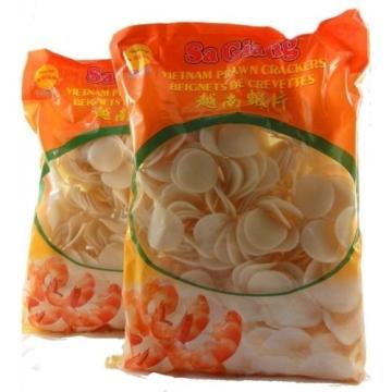 Krabbenchips 1 kg Kroepoek zum selber backen #Y2 - 1