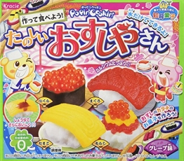 Kracie Popin' Cookin' DIY Süßigkeiten Set Sushi Japan - 1