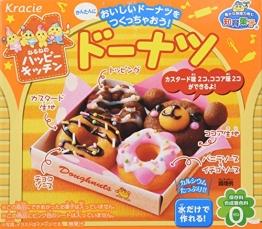 Kracie Popin' Cookin' Set Soft Donuts DIY Süßigkeiten - 1
