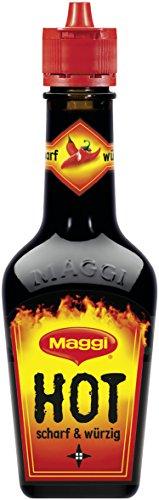 Maggi Würze Hot 12 x 120 g, 12er Pack (12 x 120 g) - 1