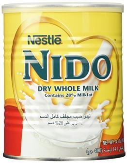 NIDO -- Vollmilchpulver -- Original Nestle -- 400g - 1