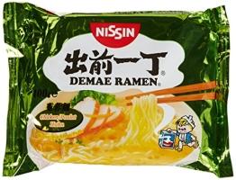 Nissin Demae Ramen Huhn, 5er Pack (5 x 100 g Beutel) - 1