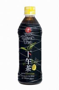 Oishi - Schwarztee mit Grünem Tee Getränk - 500ml - Drink aus Thailand - 1