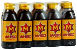 Osotspa - M150 Energydrink aus Thailand - 10er Pack (10 x 150ml) - 1