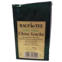 Rauf Tee Grüner Tee-China Sencha -2x100g - 1