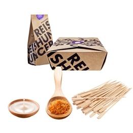 Reishunger Satay Box (5-teilig, für 4 Personen), 1er Pack (1 x 1.15 kg) - 1