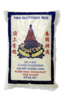 Royal Thai Thai Klebereis 4,5kg - 1