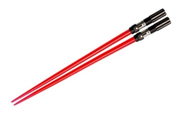 Star Wars: Darth Vader Lightsaber Red Lightsaber Essstäbchen - 1