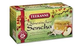Teekanne Ländertee Chinesischer Sencha, 6er Pack (6 x 35 g) - 1