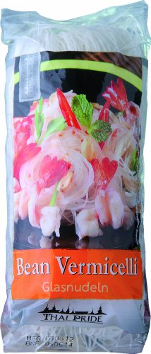 Thai Pride Glasnudeln, Mungobohnen, Vermicelli, 2er Pack (2 x 500 g) - 1