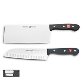 Wüsthof Dreizack Asia Messer Set 9261-2tlg Gourmet - 1