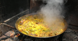 Paella Reis kochen