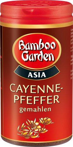 Bamboo Garden Cayenne-Pfeffer gemahlen, 4er Pack (4 x 35 g) - 1