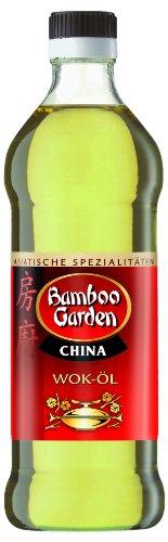 Bamboo Garden Woköl, 1er Pack (1 x 500 ml) - 1
