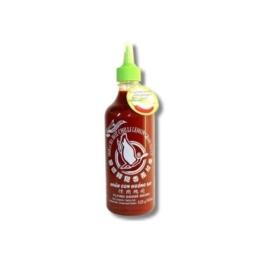 Flying Goose - Sriracha scharfe Chilisauce mit Zitronengras - 455ml -