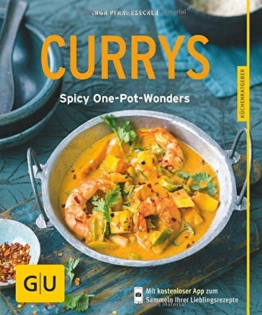 Currys: Spicy One-Pot-Wonders (GU KüchenRatgeber) -